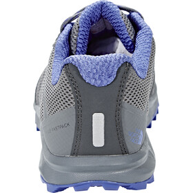 The North Face Litewave Fastpack Shoes Damen zinc grey/amparo blue